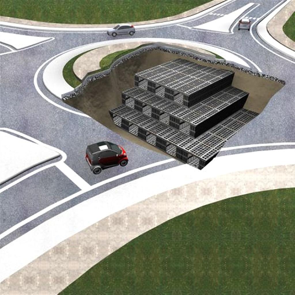Enki: sistema di gestione delle acque meteoriche
